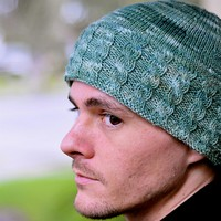 Cabled Beanie PDF