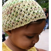 Reversible Lace Hat PDF