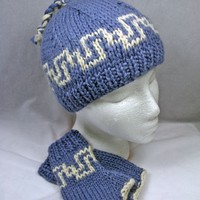 Interlachen Hat & Mitts PDF