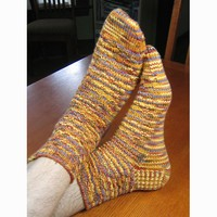 Underwater Basketweaving Socks PDF