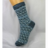 Gardiner Yarn Works Whitecap Socks PDF
