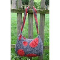 Polka Dot Duffle Bag PDF