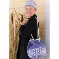 Felted Winter Duo Bag/Hat PDF