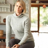 Jo Sharp Classic Tweed Sweater PDF