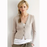 Jo Sharp Fitted Cardigan PDF