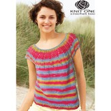 Knit One Crochet Too Lucia Tee (Free)