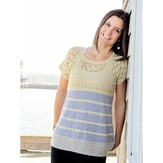 Knit One Crochet Too 2206 Annabella Tunic