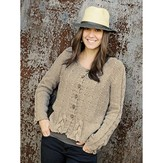 Knit One Crochet Too 2226 Trestle Cardi
