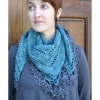 519 Belle Epoque Shawl PDF