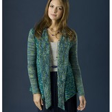 TSCArtyarns New Leaf Jacket Kit