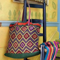 On-the-Go Knitter's Tote