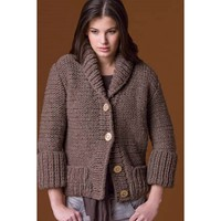 Sandalwood Cardigan Kit