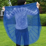 Valley Yarns 225 Firmaments Lace Shawl