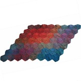 Valley Yarns 255 Illusion Cube Blanket