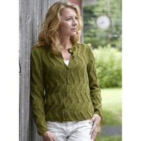 282 Dunwich Cabled Cardigan