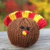 Valley Yarns 351 Knit Turkey (Free Pattern)