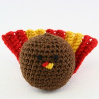 352 Crocheted Turkey (Free Pattern)