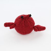 410 Knit Crab Kit (Free Pattern)