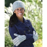 Valley Yarns 440 Wheatleigh Hat and Gloves Kit