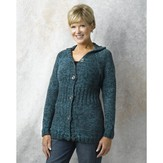 Valley Yarns 460 Hyannis Cardigan Kit