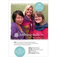 Knitting Daily TV DVD Series 1000