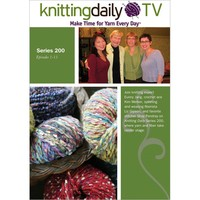 Knitting Daily TV DVD Series 200