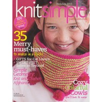 Knit Simple Magazine - Holiday
