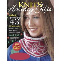 Interweave Knits Holiday Magazine