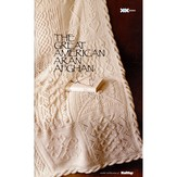 Knitter's Magazine The Great American Aran Afghan