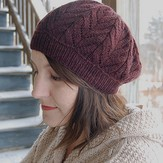 Knitting School Dropout Cecily Beret PDF