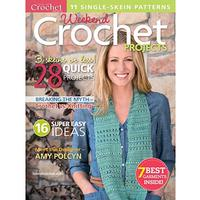Weekend Crochet Projects