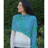 Lyrical Knits Jagged Little Shawl PDF