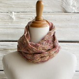 Manos del Uruguay Signs of Spring Cowl (Free)