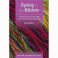 Dyeing in the Kitchen DVD