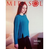 Mirasol 5072 Twisted Edge High/Low Pullover
