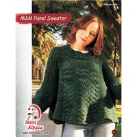 1094 M&M Panel Sweater PDF