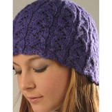 Misti Alpaca 2036 Swedish Lace Cloche (Free)