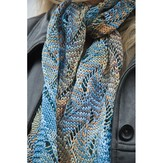 Nelkin Designs Undulating Waves Scarf PDF