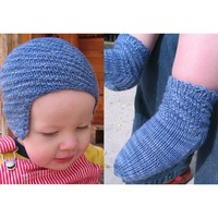 Walking Spiral Cap and Socks PDF