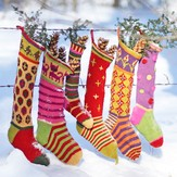 Kristin Nicholas Designs Creative Christmas Stockings PDF