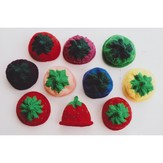 Ann Norling 10 Fruit Cap
