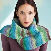 Noro One Cowl Three Ways PDF