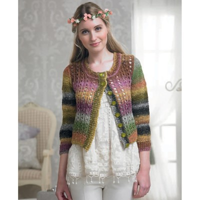 Noro Knitting Patterns : Noro Bouquet - Boutique PDF at WEBS Yarn.com