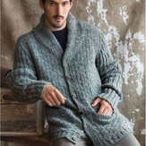 Noro Man's Jacket PDF