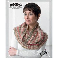 24 Neck Wrap / Snood PDF - Designer Mini Knits 4