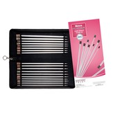 Knitter's Pride Nova Platina Single Point Needle Set 14