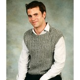 Plymouth Yarn 1764 Man's Vest