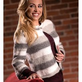 Plymouth Yarn 2598 Swing Cardigan (Pasea)