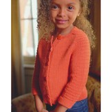 Plymouth Yarn 2737 Baby and Toddler Saddle Shoulder Cardigan