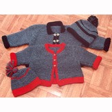 Plymouth Yarn P314 Child's Jackets and Hats